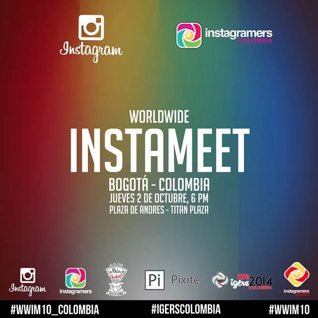 Instagramers Colombia