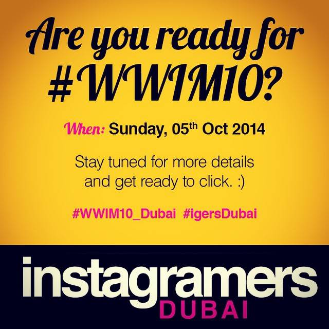Instagramers Dubai