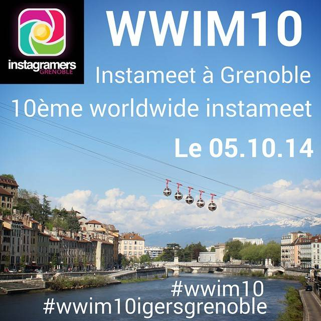 Instagramers Grenoble