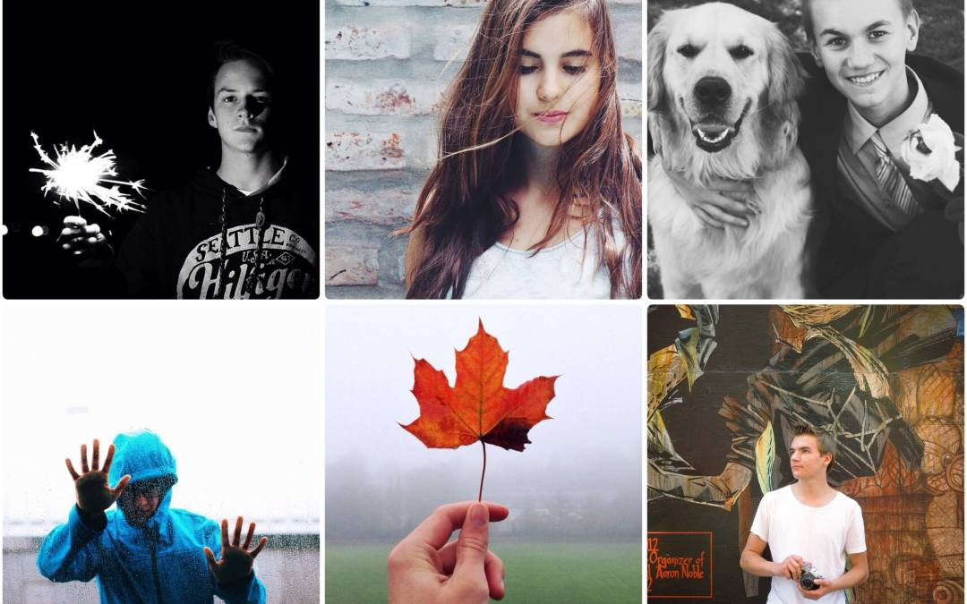 True talent has no age limit: Meet six gifted shooters 16 and under on Instagram.