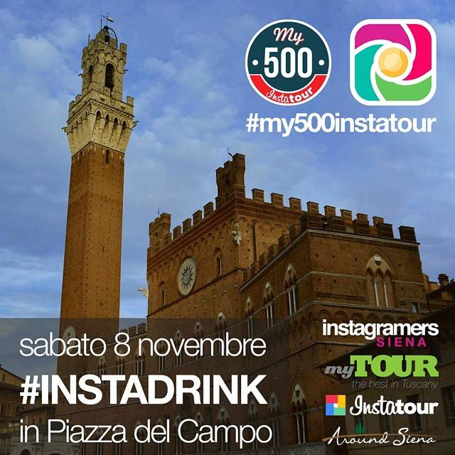 INSTATOUR is back with the my500instatour edition!