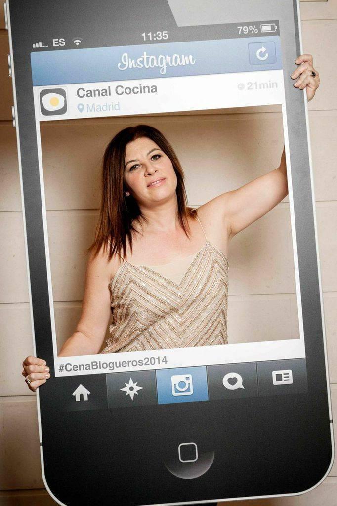 MJ (Maria José) de Las recetas de MJ es @lasrecetasdeMJ en Instagram