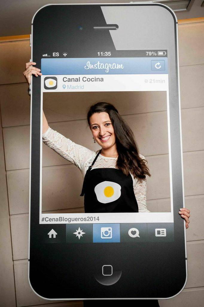 Lola de Lolita la pastelera no está en Instagram pero estará pronto!!