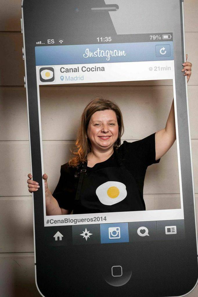 Ana Maria de Cocinando entre Olivos es @anaentreolivos en Instagram