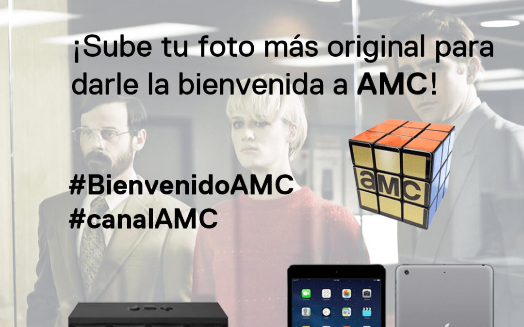¡ Gana un iPad mini y celebra la llegada del canal de Televisión AMC !