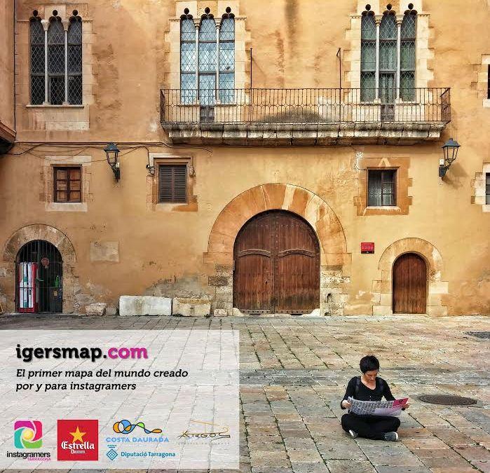 Nace IgersMap presenta las ciudades desde los ojos de los instagramers