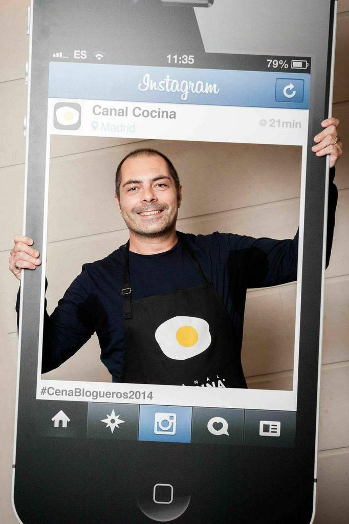 Pier Paolo de Recetas Italianas en Español es @recetaitaliana en Instagram
