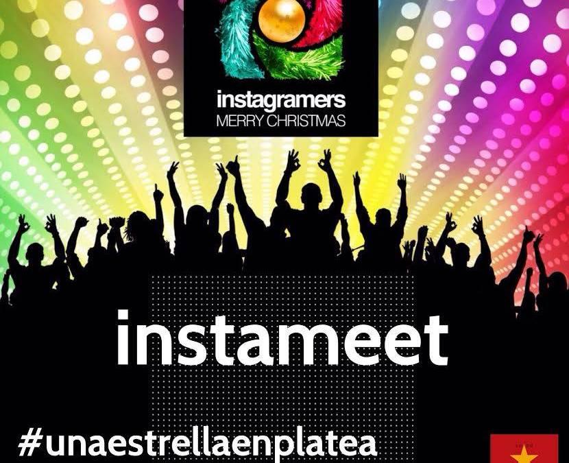 Instagramers celebra su Instameet de Navidad con Estrella Damm y Platea Madrid!