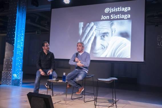 Phil Gonzalez and Jon Sistiaga