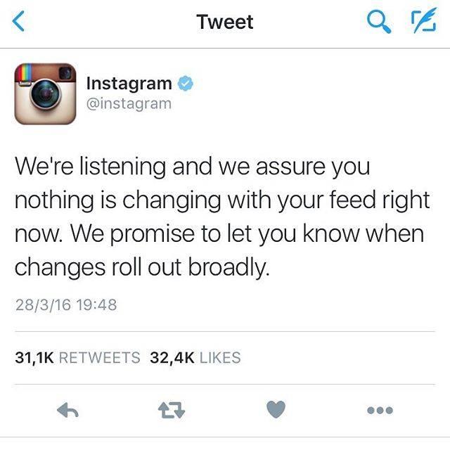 El bulo de las notificaciones en Instagram
