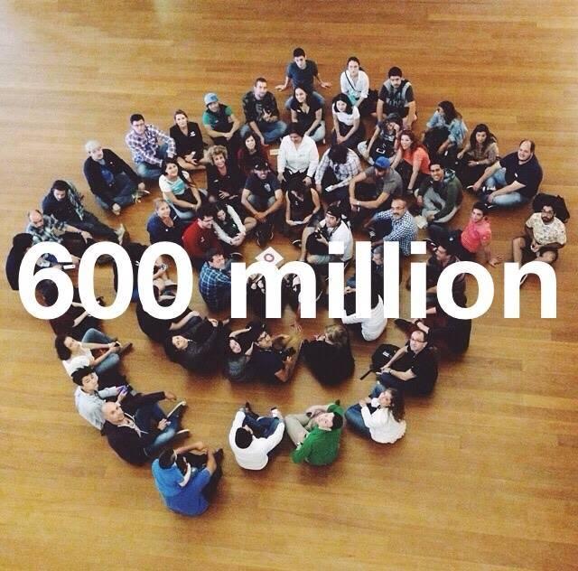 ¡600 millones de usuarios en Instagram y creciendo!