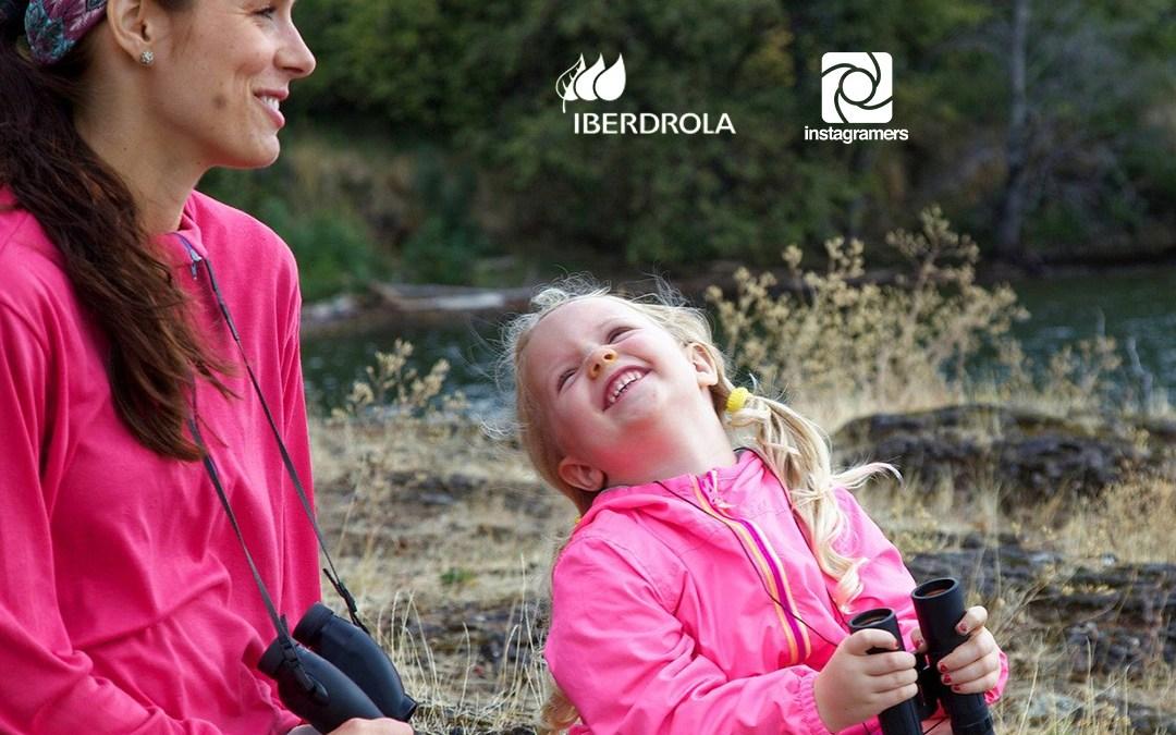 Nuestras Heroínas, el nuevo concurso de Iberdrola en Instagram