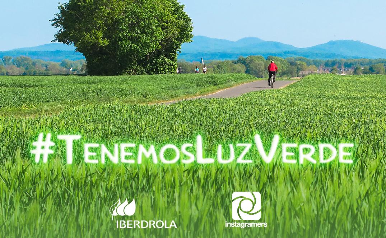 ¡#TenemosLuzVerde! Participa en nuestro nuevo concurso con Iberdrola en Instagram