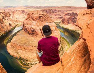 instagram influencer grand canyon