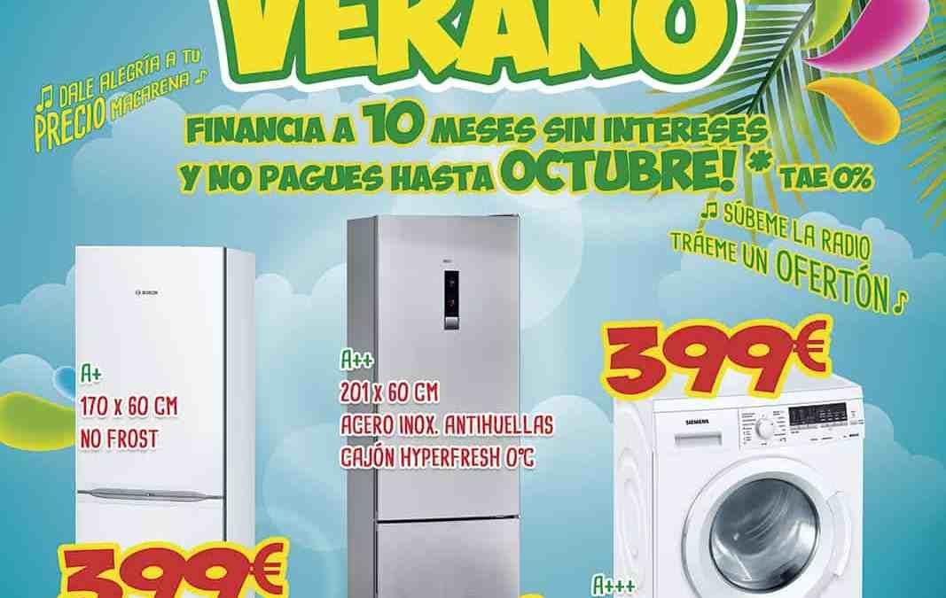 LOS HITS DEL VERANO — ¡¡OFERTAS PARA DISFRUTAR DEL VERANO!!