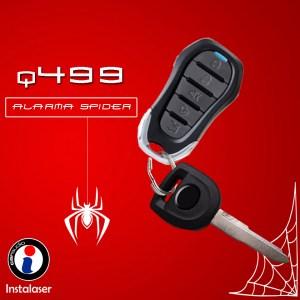 Alarma Spider 2EN1