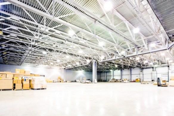 Energiebesparing in industriële gebouwen
