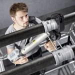 Megapress S XL van Viega: stalen buizen tot en met 4 inch in seconden geperst