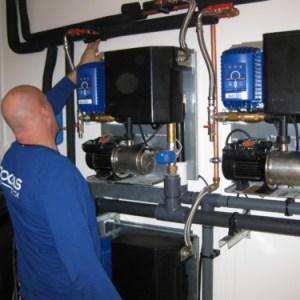 Watertransitie volgt energietransitie