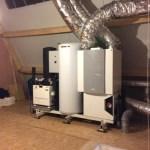 Warmtepomp installeren