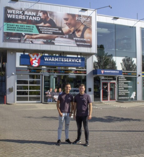 Warmteservice opent 66e vestiging in Heemstede