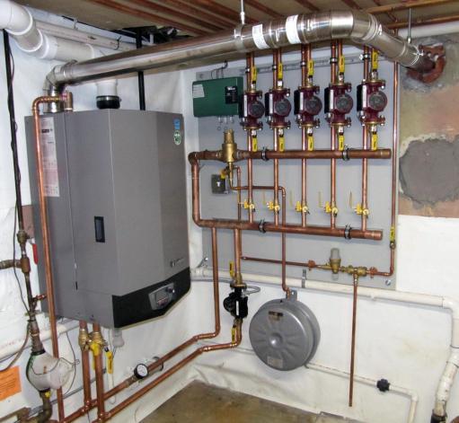 boilersysteem