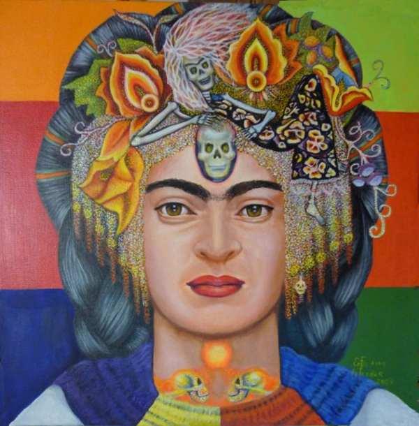 Hispanic Heritage Month Vex Fine Arts
