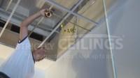 Installing Drop Ceiling Tiles - Drop Ceilings Installation ...