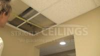 Installing Drop Down Ceiling Tiles | Integralbook.com
