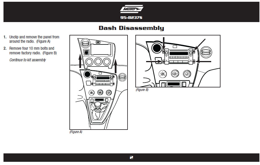 wiring instructions for aftermarket radio