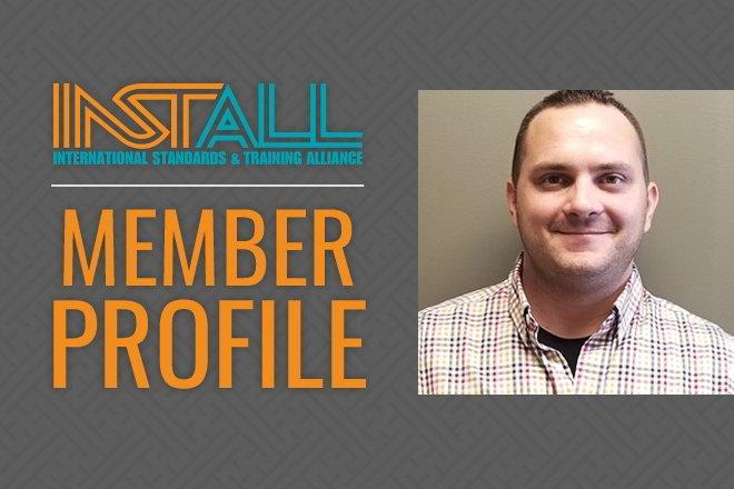 INSTALL Member Profile Michael Bonacci