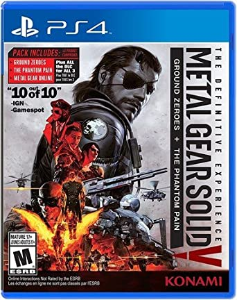 Metal Gear Solid V 5 Definitive Experience Full Crack + Full New Version Highly Compressed PC Game For Free Download