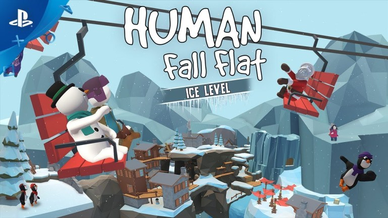 Human Fall Flat Highly Compressed CD Key + Crack PC Game For Free Download
