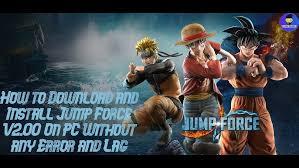 The Jump Force v2 00 Crack's