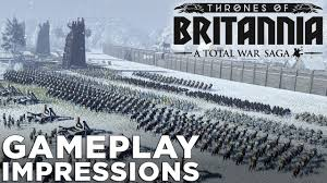 Total War Saga Thrones Of Britannia Crack