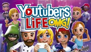 Youtubers Life Omg Plaza Full Pc Game + Crack