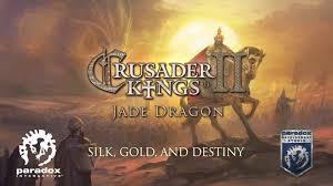 Crusader Kings Jade Dragon Full Pc Game + Crack