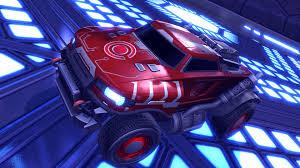 Rocket League Dc Super Heroes Full Pc Game + Crack