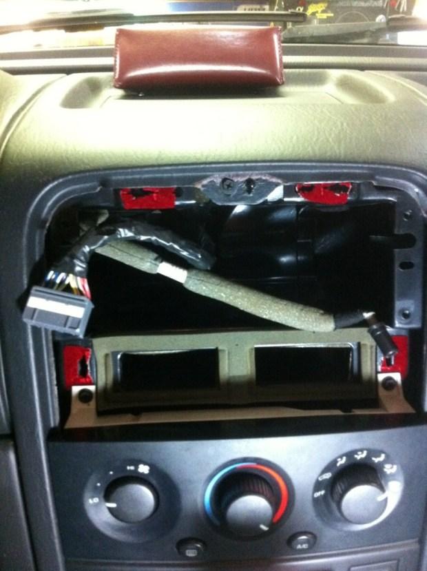 Jeep Grand Cherokee Stereo Wiring