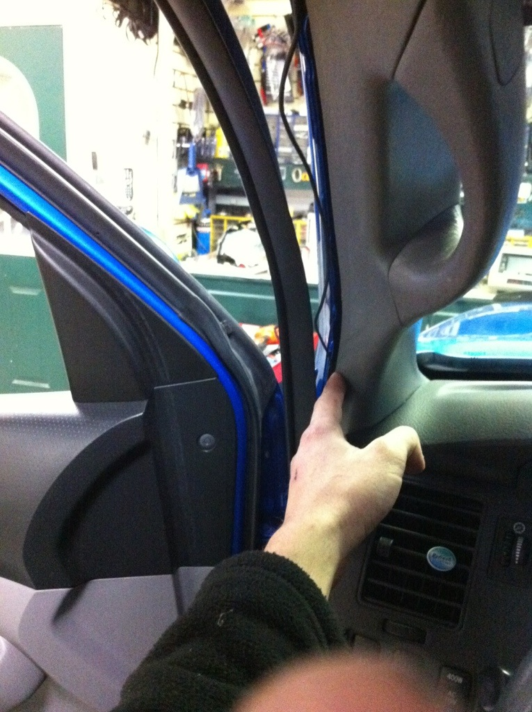 pioneer tr7 wiring how to wire a double light switch diagram 2006 toyota tacoma – dvd in-dash install with bypass | the log