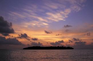 Sunrise, Ross Island