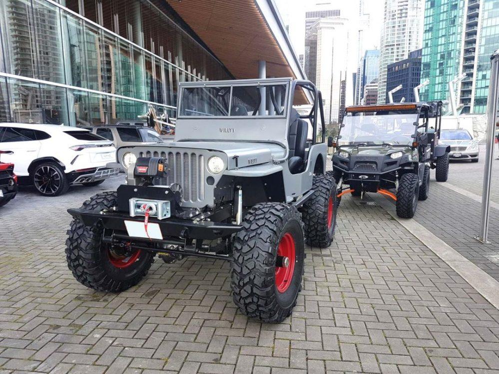 medium resolution of 1942 willys jeep build