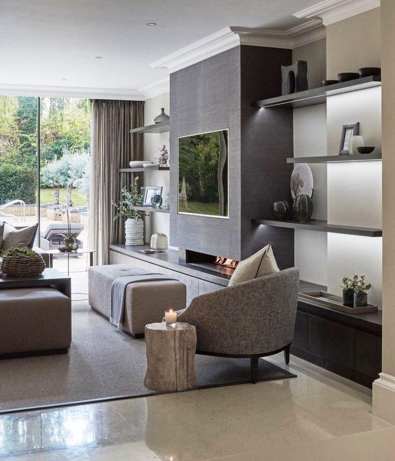 25 Best Contemporary Living Room Design And Ideas For Your Home Decor   Instaloverz