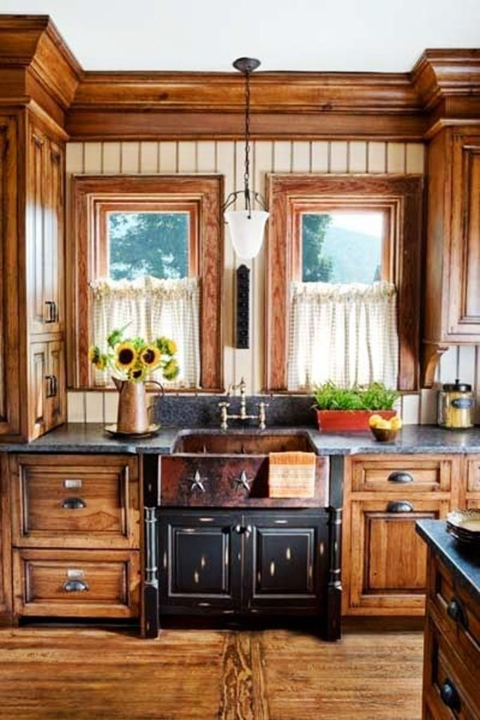 25 Amazing Rustic Kitchen Design And Ideas For You ...