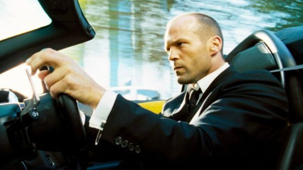 Jason Statham in The Transporter