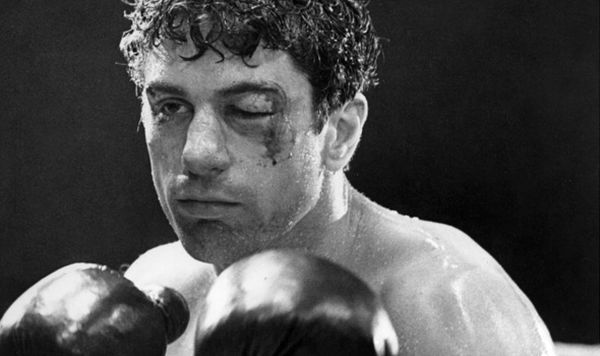 Robert De Niro in Raging Bull