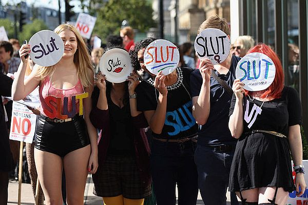 Chicago's Slut Walk