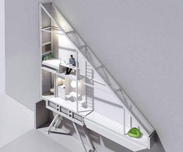 The narrowest house, Poland