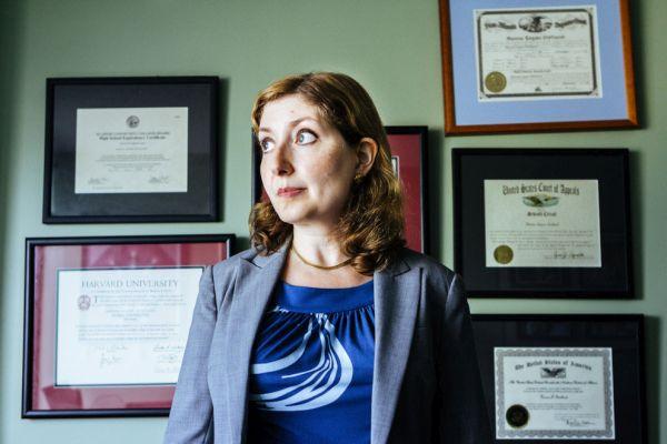Rape Admissions Consultant – Hanna Stotland