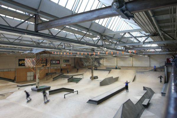 Area 51 Skate Park